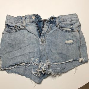 Shorts- urban outfitters